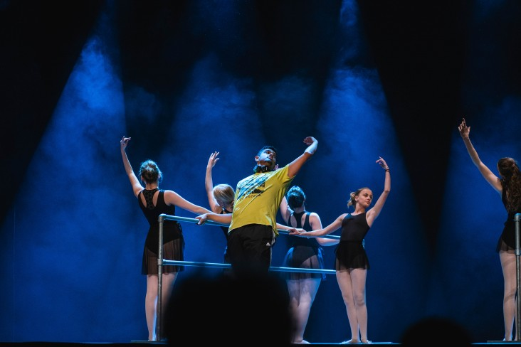 Connected 2 danseshow 2019 foto: David Felskov