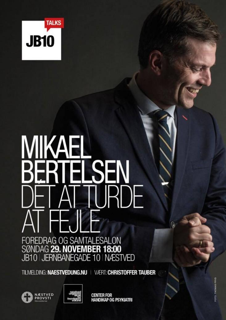 Mikael Bertelsen JB10talk